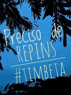 #repins #tim #timbeta #betalab #sdv Bora ajudar galera, me segue e da repin que eu retribuo!