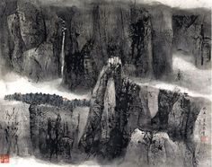 王已千 Wang Ji Qian, Lingnan Artist