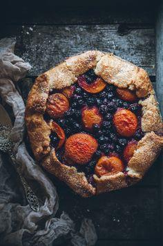 Apricot blueberry ga
