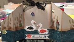 Corinna's Crafts: CTMH Featured Products Blog Hop-Swan Lake