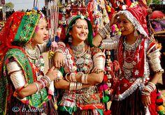 ***GIRLS OF PUSHKAR*** - Pushkar, Rajasthan