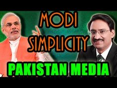 Pakistan Media Praise Narendra Modi's Simplicity - YouTube