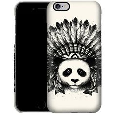 Caseable Panda