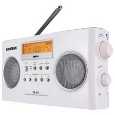 SANGEAN PRD5 DIGITAL PORTABLE STEREO RECEIVER WITH AM/FM RADIO by Sangean. $99.50. SANGEAN PRD5 DIGITAL PORTABLE STEREO RECEIVER WITH AM/FM RADIO. DIGITAL PORTABLE STEREO RECEIVER WITH PLL SYNTHESIZED TUNER & 10 PRESETS; RADIO DATA SYSTEM FUNCTION WITH RADIO TEXT, STATION NAME & AUTO CLOCK TIME; BACKLIT LCD DISPLAY; 200MM FERRITE AM ANTENNA PROVIDES UNMATCHED AM RECEPTION; ROTARY VOLUME & TUNING CONTROLS; FEATURES HUMANE WAKING SYSTEM ALARM, AUTO SEEK FUNCTION, SLEEP ...