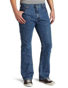 Levi's Men's 517 Boot Cut Jean, Medium Stonewash, 38x34