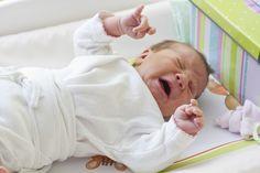 20 maneiras para fazer o bebê parar de chorar