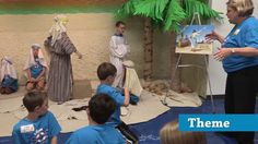 Gangway to Galilee, Concordia's 2014 VBS Program Overview