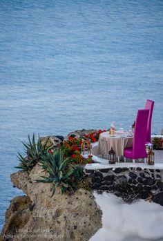 Caldera Evening - Oia, Santorini