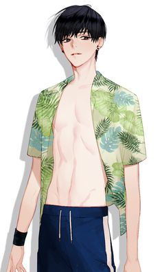 wish you a happy niw year salman Anime Boys, Hot Anime Boy, Cute Anime Guys, Cute Guys, Anime Sexy, Anime W, Fanarts Anime, Oc Manga, Manga Boy
