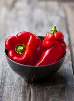 kiyoaki:    (vía Life Love Food: On Red, Fall and a Pomegranate Infused Red Trout. || Rosso Autunno e Trota al Melograno)