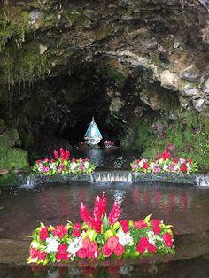 A propósito...: La gruta del socavón de Otavalo