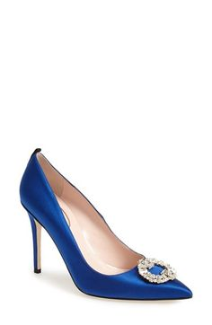 SJP by Sarah Jessica Parker SJP 'Maddalena' Pointy Toe Pump (Women) (Nordstrom Exclusive) available at #Nordstrom