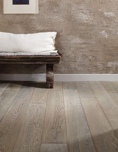 Could be Beautiful in your house! Manoir Gustav Gray French and European Oak Flooring