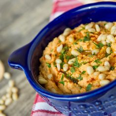 Humus cu ardei copti Risotto, Vegan, Ethnic Recipes, Food, Salads, Essen, Meals, Vegans, Yemek