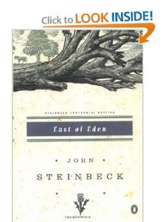 East of Eden         John Steinbeck                                                            Steinbeck considered this to be his magnum opus.