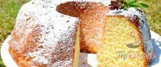 """Angyalok könnye"" torta | TopReceptek.hu Cukor, Banana Bread, French Toast, Breakfast, Food, Morning Coffee, Essen, Meals, Yemek"