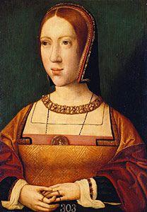 Isabella of Austria, queen of Denmark, niece of Catherine of Aragon