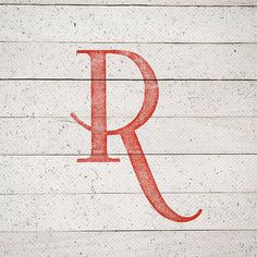 R by Doug Graphics logo design monogram R serif swoop lovely stamp Logo Design Love, Logo Design Inspiration, Branding Design, Graphic Design, Types Of Lettering, Lettering Design, Hand Lettering, Typography Layout, Typography Letters