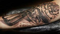 Realism Tattoo by Iwan Yug?