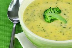 Receita de Sopa detox - Show de Receitas Não colocar o azeite.