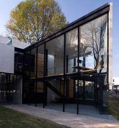 Fernández Leal 62 Casa 1 / Raúl Peña A. Architects