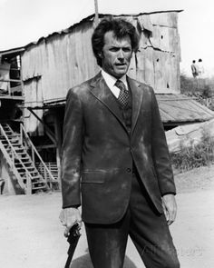 Clint Eastwood, Dirty Harry 1971