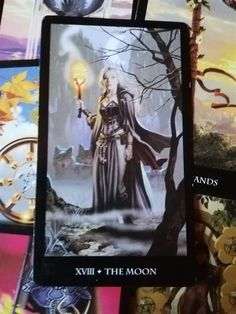 Jahreskurs Tarot - www. Painting, Witches, Painting Art, Paintings, Painted Canvas