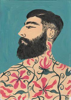 pintura mujer arpa desnudo gay erotic porn tumblr