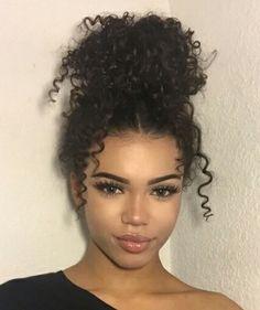 Cacheada cachos curly hair