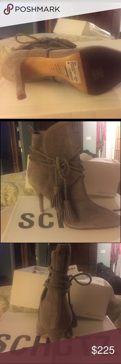 Boots Schultz ankle boots grey SCHUTZ Shoes Ankle Boots & Booties