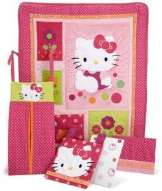 Lambs & Ivy Hello Kitty Garden 5 Piece Set, Raspberry Lambs & Ivy,http://www.amazon.com/dp/B007IG9SQQ/ref=cm_sw_r_pi_dp_m7dAsb0MG2GPQT21