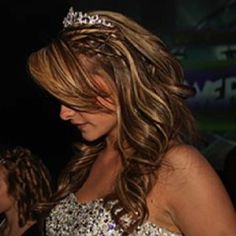 my sweet 16 hair do. repeat for prom? or pick another one of these other hair styles