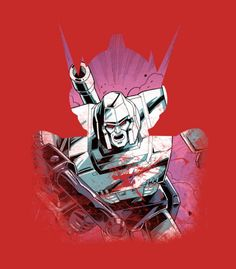 Shop One Shall Stand transformers t-shirts designed by RyanButtonIllustrations as well as other transformers merchandise at TeePublic. Transformers T Shirts, Transformers Megatron, Cobra Commander, Cult, Cartoon Characters, Fictional Characters, Stand Design, Gi Joe, Geek Stuff