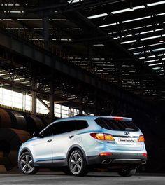 Debut europeo del Hyundai Grand Santa Fe
