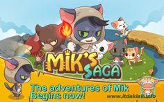 Full - Mik's Saga Android Game v1.00 Apk | ITdaklak.Info » Free Android Game App Store