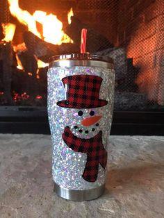 Diy Tumblers, Custom Tumblers, Glitter Tumblers, Acrylic Tumblers, Tumblr Cup, Christmas Tumblers, Cup Crafts, Cricut Craft Room, Custom Cups