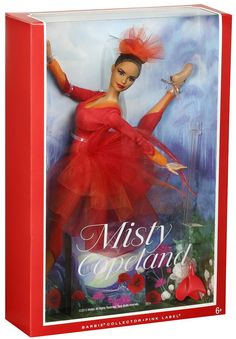 Misty Copeland Barbi