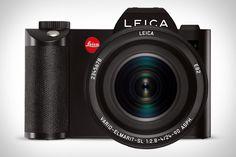 Leica SL Camera | Uncrate