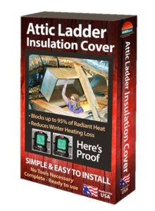 We have added a line of insulation products from Reach Barrier.  Insulate your attic hatch, garage door and more!  Made in the USA!