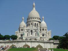 Image detail for -Basilique du Sacré-Cœur in Paris - Staedte-fotos.de