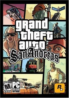 Grand Theft Auto San Andreas! I love to play this game! It s a bit 508b5e6d4a79