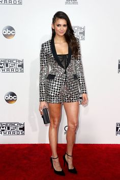 Nina Dobrev 2016 American Music Awards - Arrivals