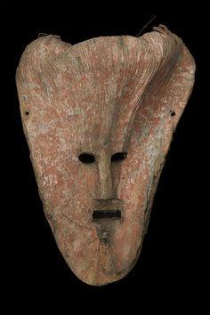 cavinmorrisgallery:  MasksNepalWood13 x 9 x 2.5 inches33 x 22.9 x 6.4 cmM 213  http://www.cavinmorris.com