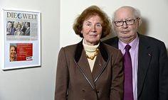 FRENCH BADASSES Klarsfeld's Nazi Hunters Changed German Law on prosecuting former Nazis
