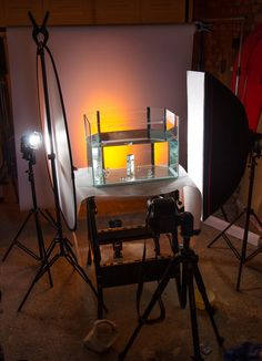 """Making of """"BOSS Orange"""" – Product Photography Behind The Scene"""