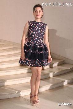 Marion Cotillard in Christian Dior