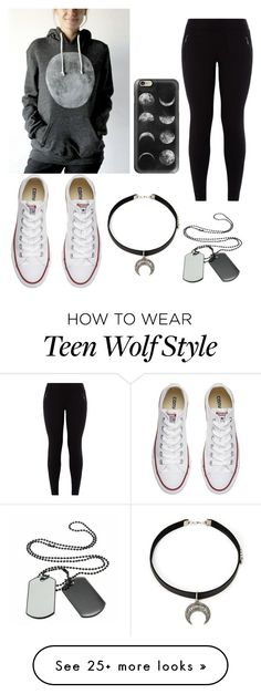 """""""Untitled #192"""" by sabrina-palmer on Polyvore featuring Converse, New Look, Forever 21 and Casetify"""