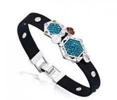 Fashion sports crystal bracelet