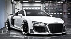 Audi R8 custom.