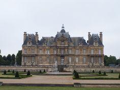 Дворец Мезон-Лафитт, арх.Франсуа Мансар